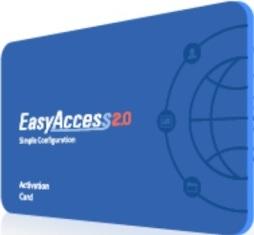 EasyAccess 2.0 card