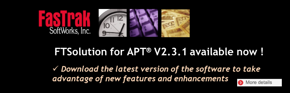 FTSolution for APT® V2.3.1