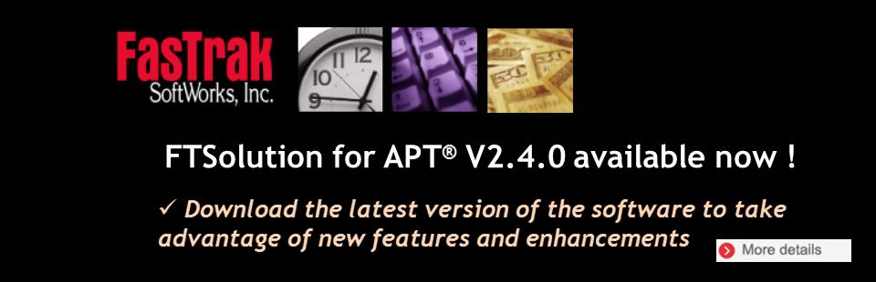 FTSolution for APT V2.4.0