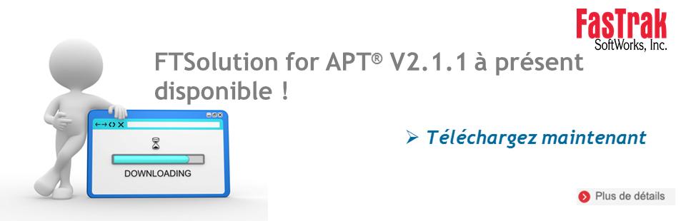 FTSolution for APT® V2.1.1.