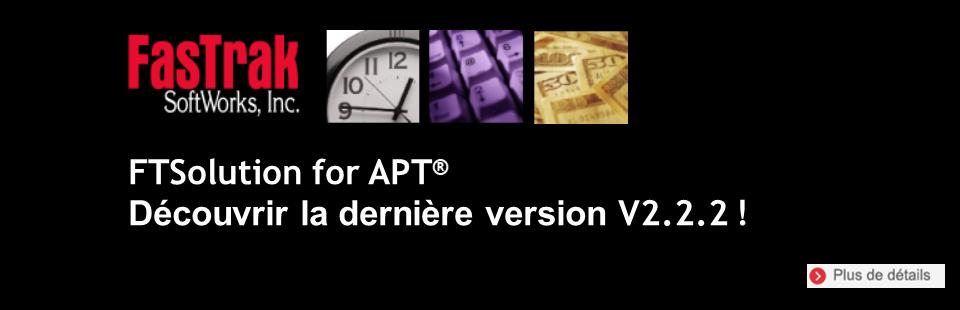 FTSolution for APT V2.2.2