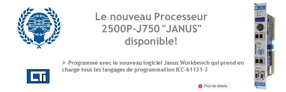 CPU JANUS