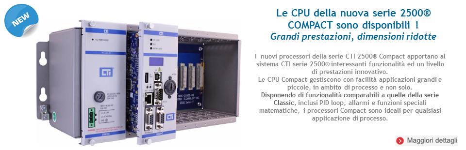 Processori e Coprocessore Compact